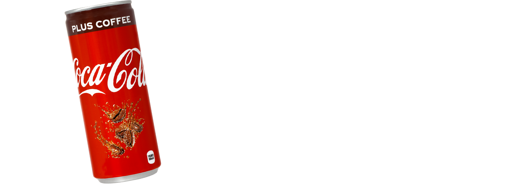 JAPAN EXCLUSIVE COCA COLAPLUS COFFEE AVAILABLE INTHIS MAY'S AMAIBOX GIGA!