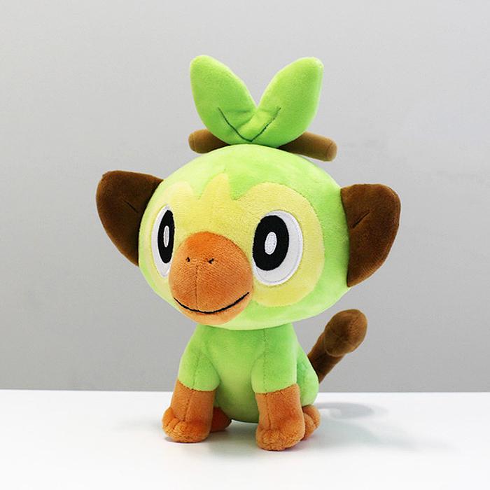 Pokémon Sword & Shield Grookey Plush