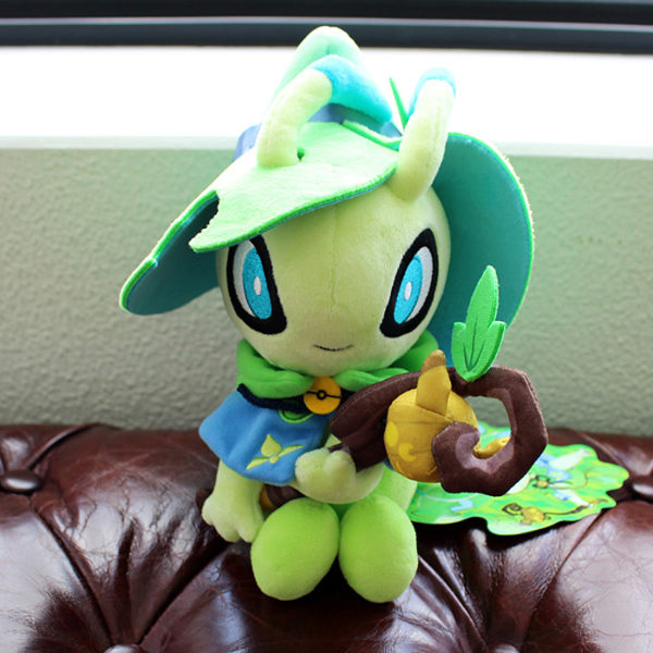 Pokémon Halloween 2019 Celebi Plush