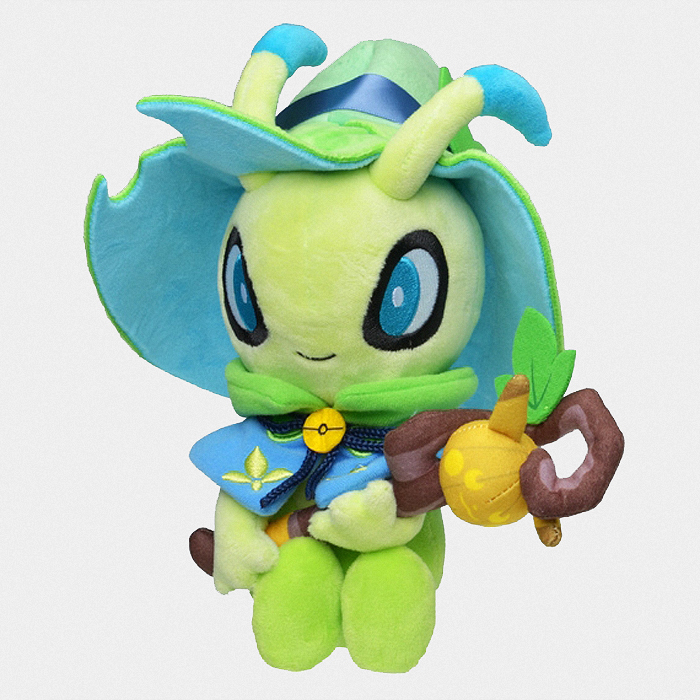 Pokémon Halloween 2019 Celebi Plush ぬいぐるみ セレビィ