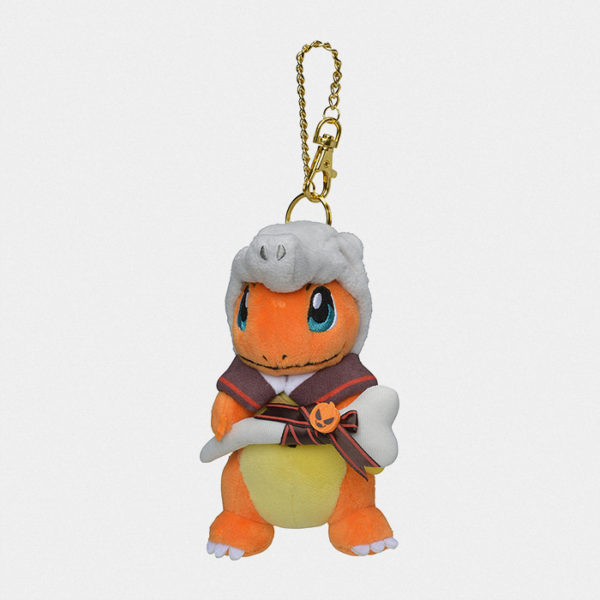 Pokémon Halloween 2019 Charmander Keychain Plush
