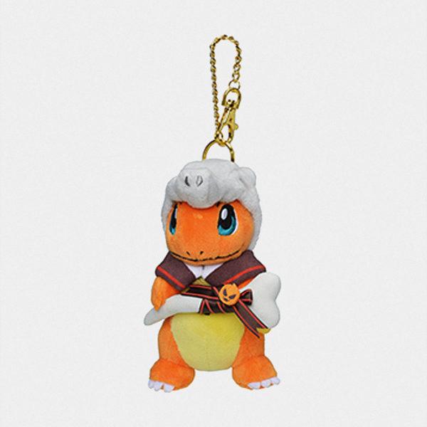 Pokémon Halloween 2019 Charmander Keychain Plush マスコット ヒトカゲ