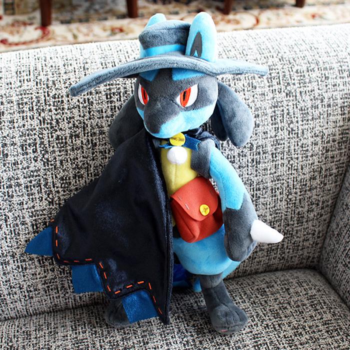 Pokémon Halloween 2019 Lucario Plush