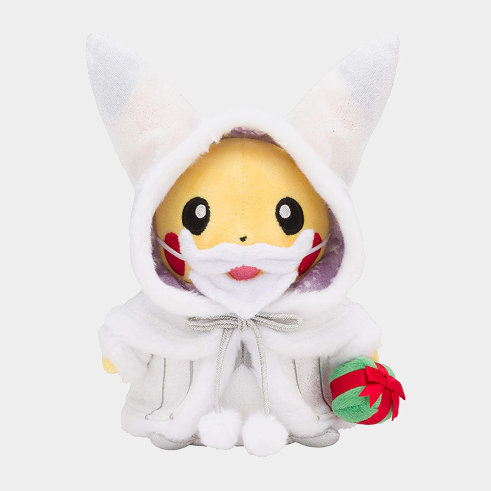 Pokémon Christmas 2019 Pikachu Plush