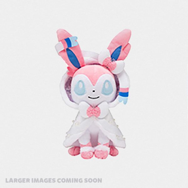 Pokémon Christmas 2019 Sylveon Plush