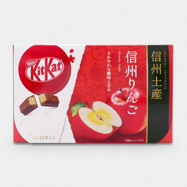 Shinshu Apple Kit Kat