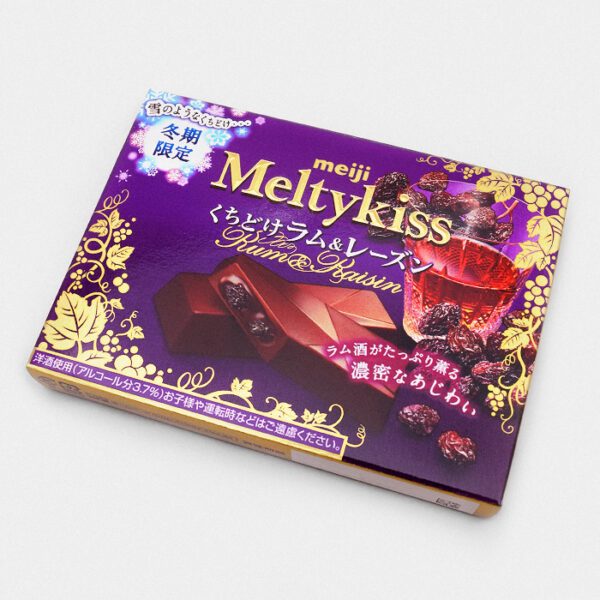 Meltykiss Rum Raisin Chocolate