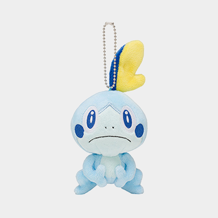 Pokémon Sobble Keychain Plush