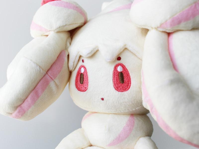 Pokémon Center Alcremie Plushie