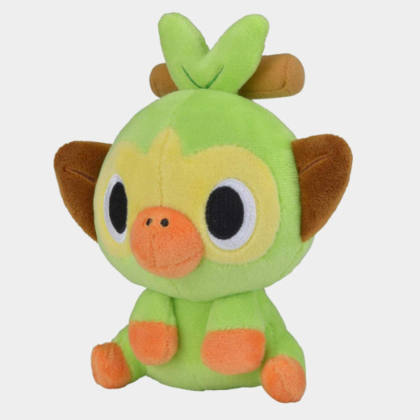 Pokémon Center Grookey Doll Plushie