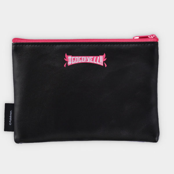 Pokémon Center #GOGO!YELL!! Marnie and Team Yell Zip Pouch