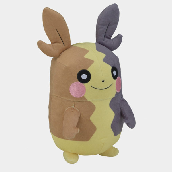Pokémon Center Sword and Shield Morpeko Plushie