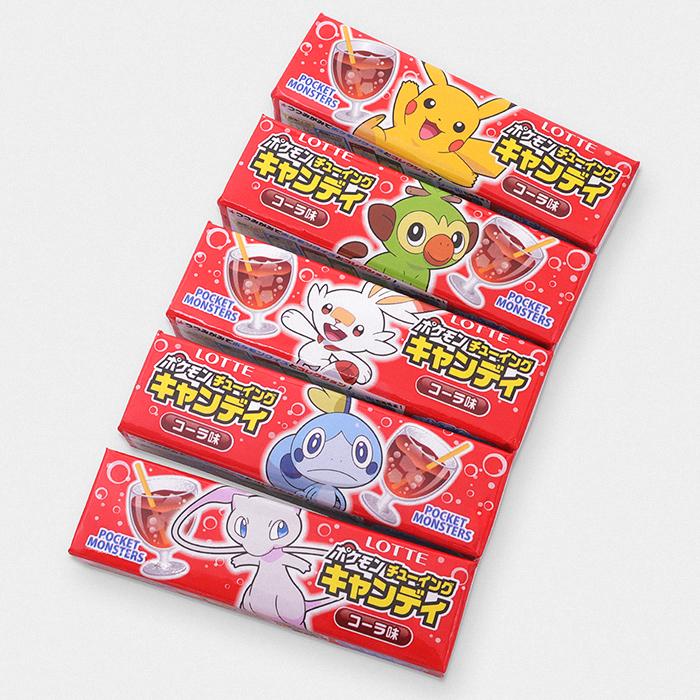 Pokémon Sword and Shield Cola Sweets Set