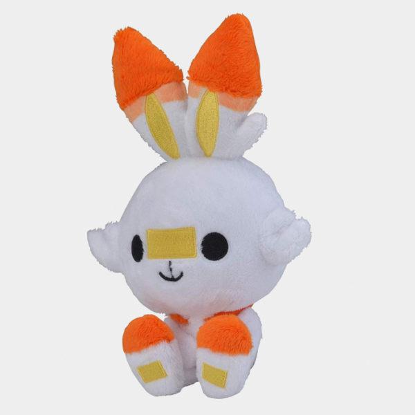 Pokémon Center Scorbunny Doll Plushie