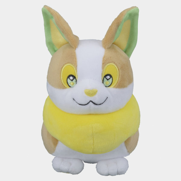 Pokémon Center Yamper Plushie
