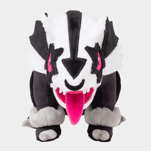 Pokémon Center Sword and Shield Galarian Linoone Plushie