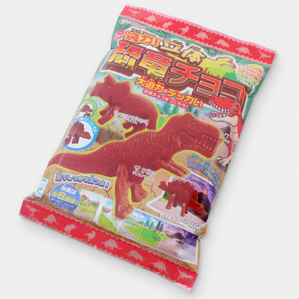 Chocolate Dinosaur Japanese DIY Candy Kit