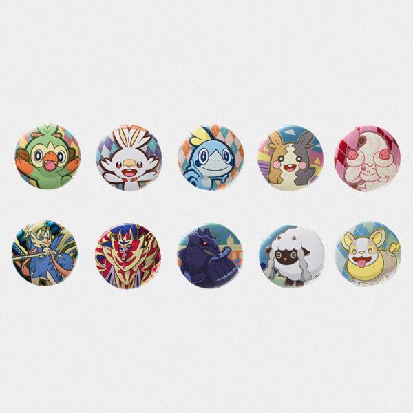 Pokémon Choco Chip Cookies
