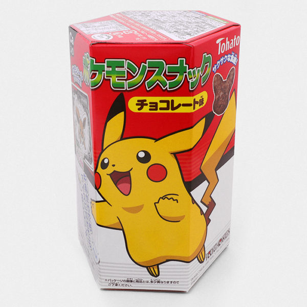 Pokémon Chocolate Corn Chips