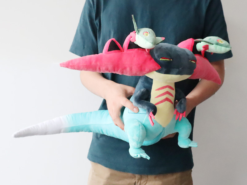 Pokémon Center Dragapult Plush