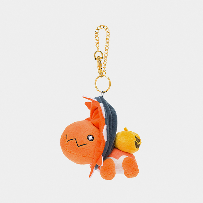 Something At End Of Halloween 2020 Pokémon Halloween 2020 Trapinch Keychain Plush | Something Japanese