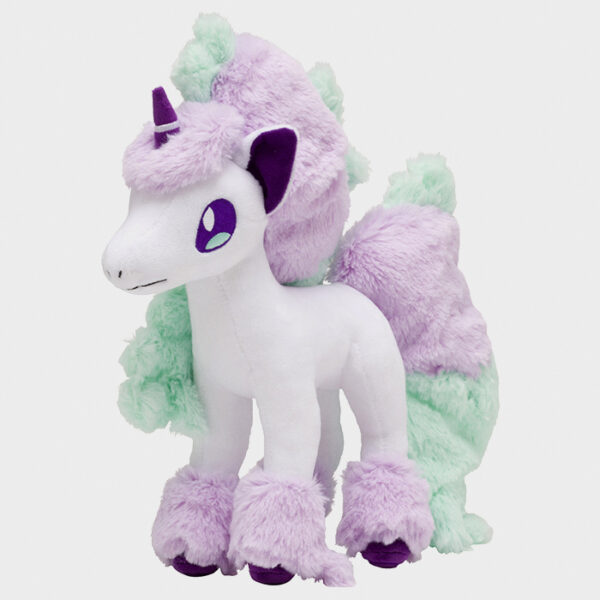Pokémon Center Alolan Ponyta Plushie