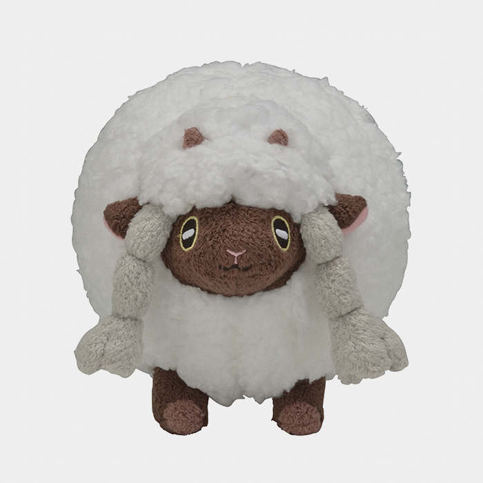 Pokémon Center Wooloo Plushie