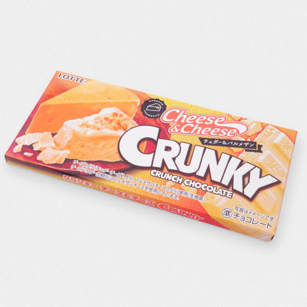 Crunky Double Cheese Chocolate