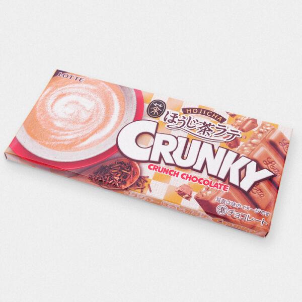 Crunky Hojicha Latte Chocolate
