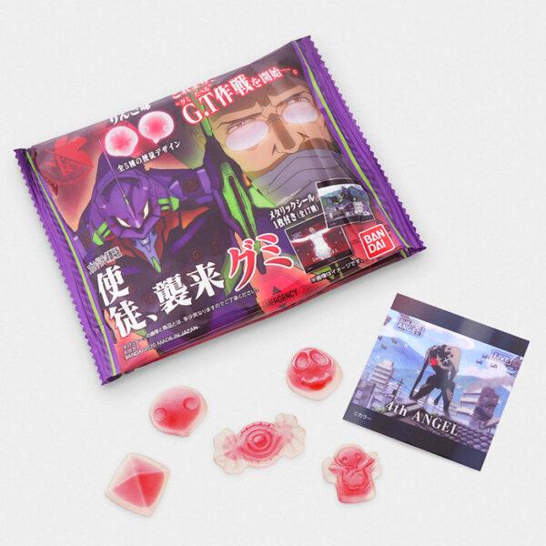 Evangelion Angel Gummy Candy