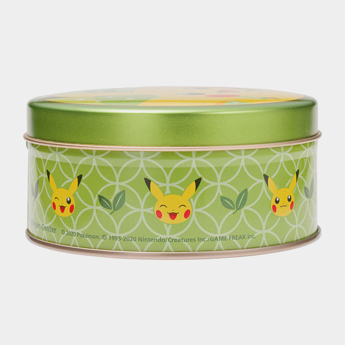 Pikachu Matcha Gaufres waffle Tin