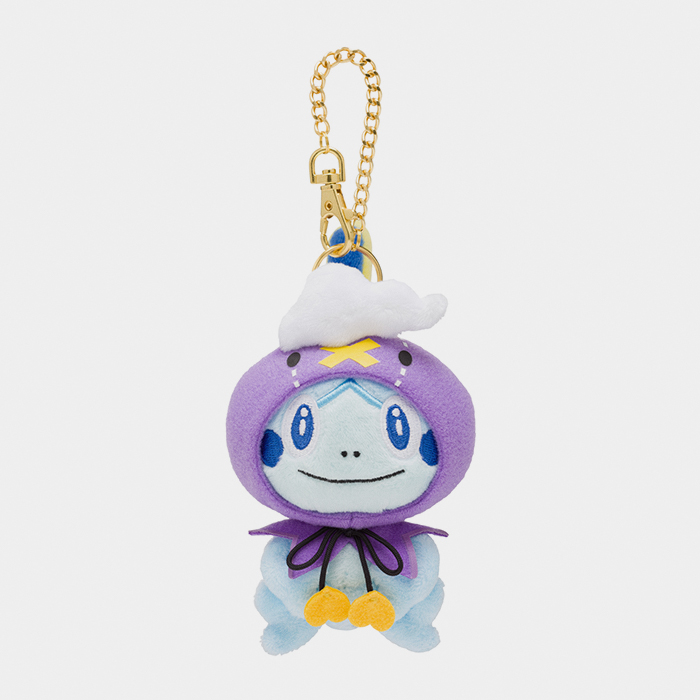 Pokémon Halloween 2020 Sobble Keychain Plush