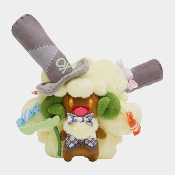 Pokémon Halloween 2020 Whimsicott Plush