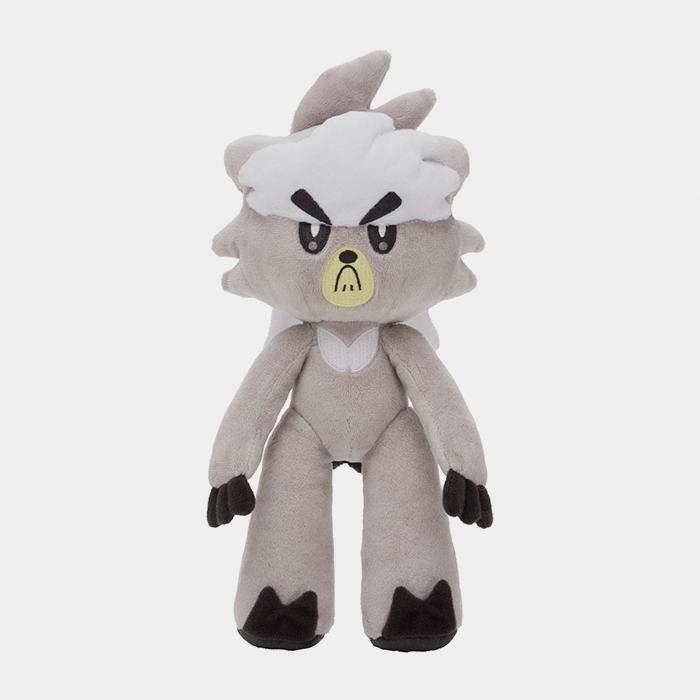Pokémon Center Kubfu Plushie