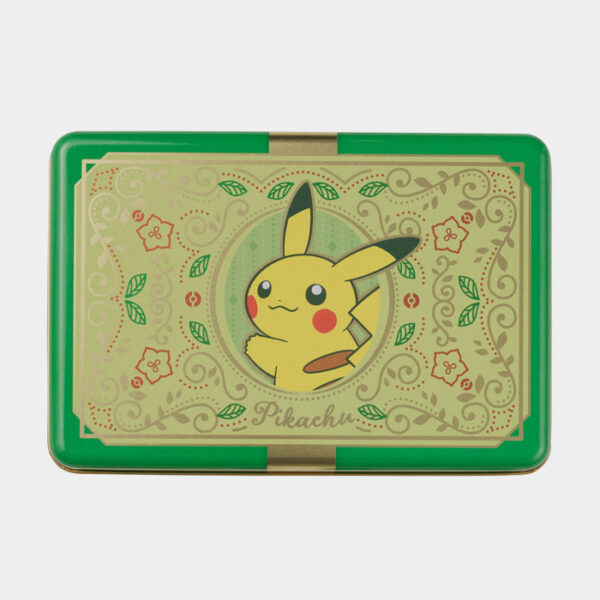 Pokémon Pikachu Assorted cookie Tin