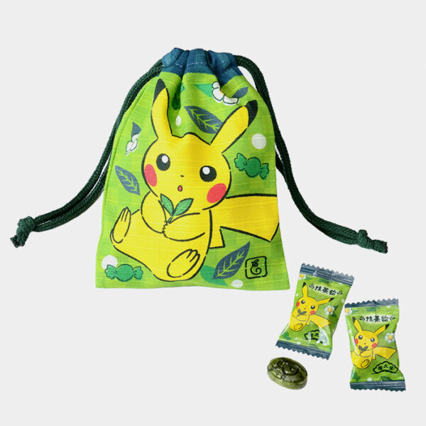 Pokémon Pikachu Matcha Candy Bag
