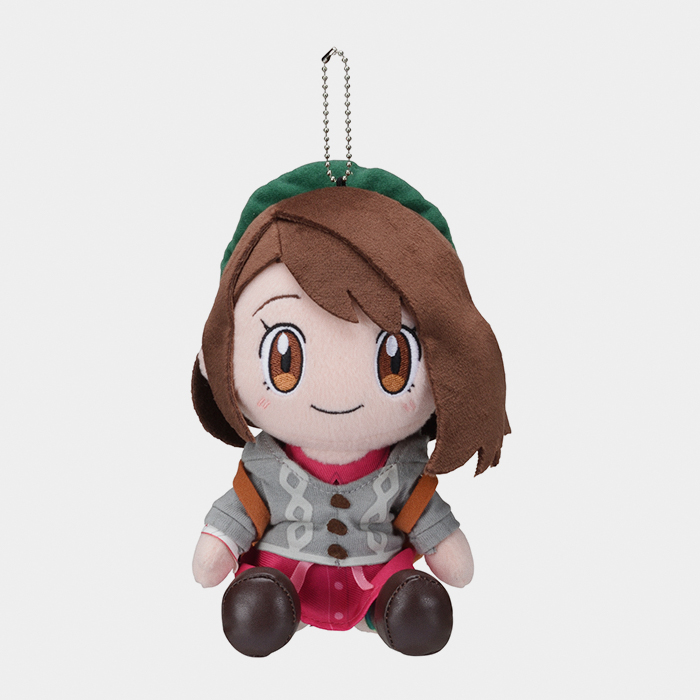 Pokémon Trainer Gloria Plush