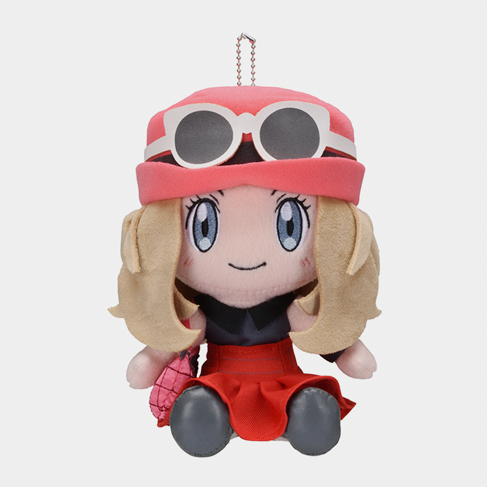 Pokémon Trainer Serena Plush