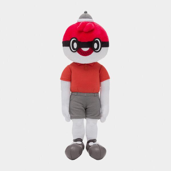 Pokémon Center Ball Guy Plush