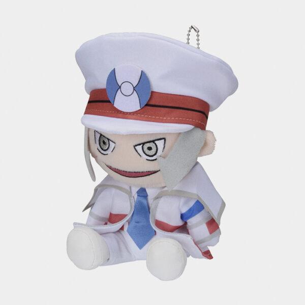 Pokémon Trainer Subway Boss Emmet Plush