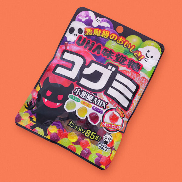 UHA Kogumi Halloween Gummy Candy