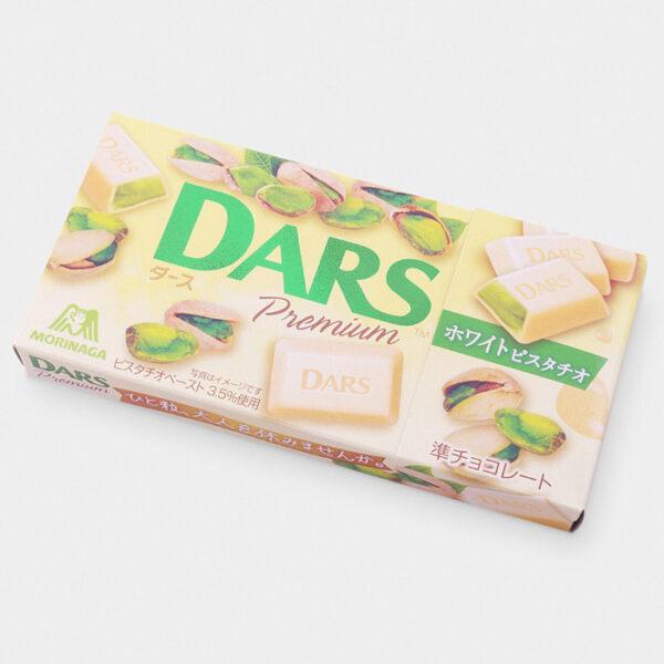 DARS Premium Pistachio White Chocolate