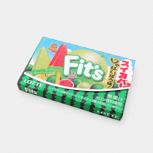 Fit's Chewing Gum Suica Watermelon