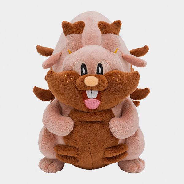 Pokémon Center Greedent Plushie