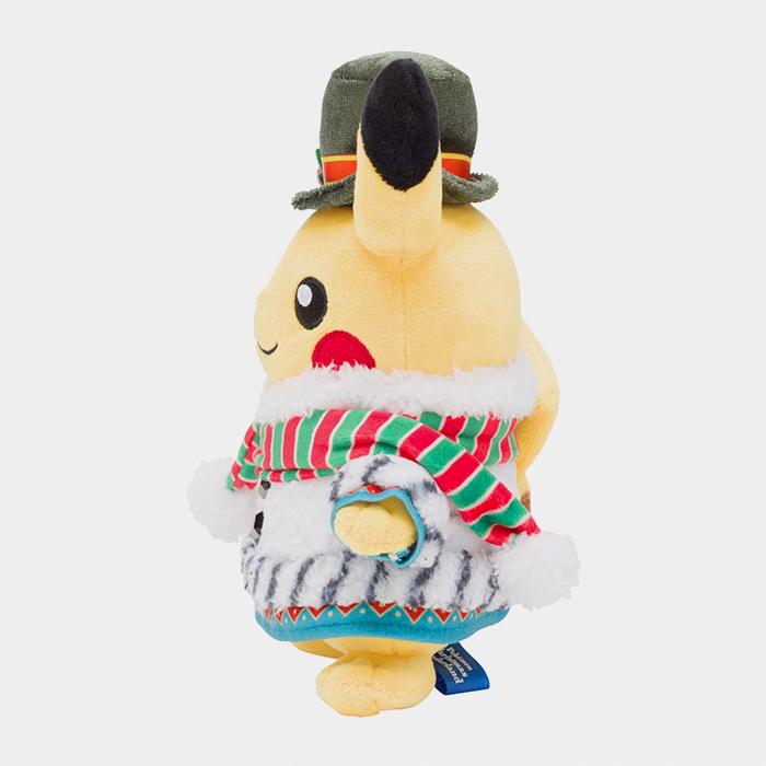Pokémon Christmas 2020 Pikachu Plush
