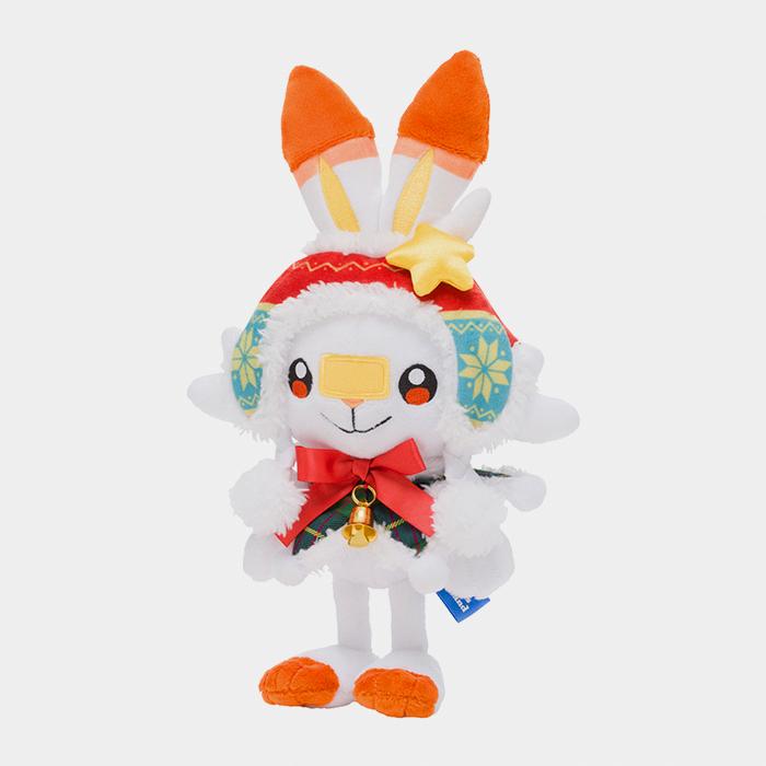 Pokémon Christmas 2020 Scorbunny Plush