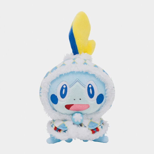 Pokémon Christmas 2020 Sobble Plush
