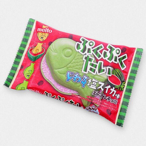 Puku Puku Watermelon Chocolate Taiyaki Fish