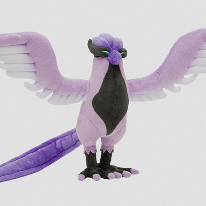 Pokémon Center Galarian Articuno Plushie