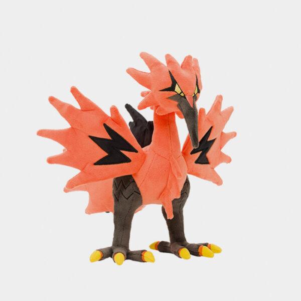 Pokémon Center Galarian Zapdos Plushie